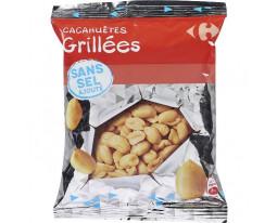 Cacahuètes Grillées Sans Sel Ajouté Carrefour