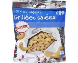 Noix de Cajou Grillées Salées Classic Carrefour