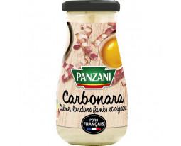 Sauce Carbonara aux Lardons Fumés Panzani