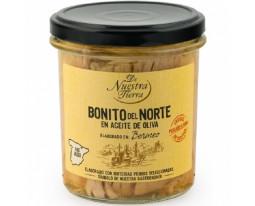 Filets de Thon Blanc à l'Huile d'Olive De Nuestre Tierra