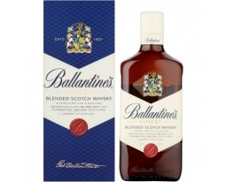 Scotch Whisky Finest Ballantines 40% vol.