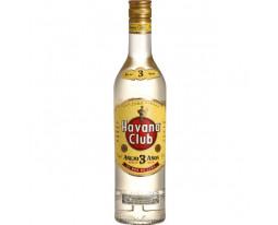 Rhum Blanc 3 Years Havana Club 40% Vol