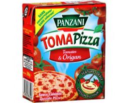 Sauce Tomate et Origan pour Pizza Tomapizza Panzani