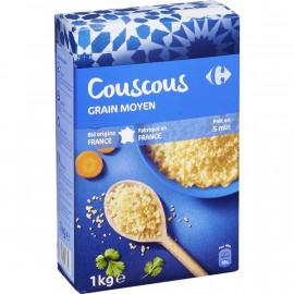 Semoule de Couscous Grains Moyens Carrefour