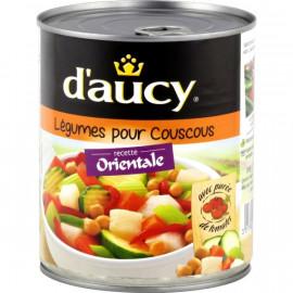 Légumes Cuisinés pour Couscous D'Aucy