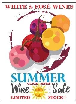 White & Rosé Wines